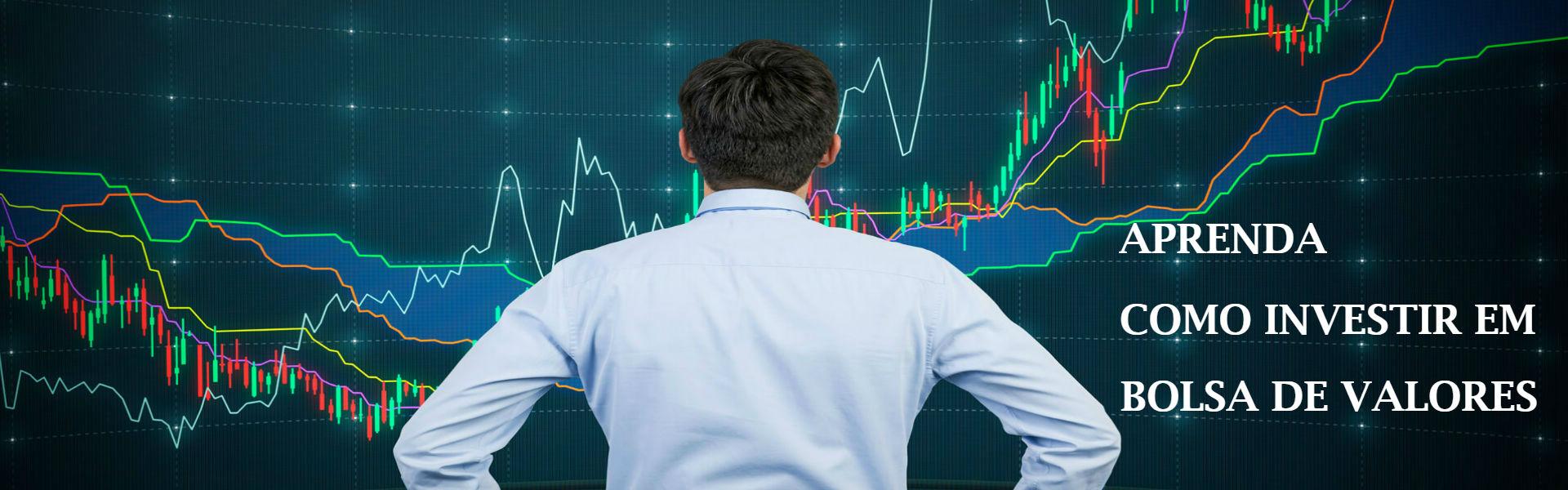 Aprenda a investir em bolsa