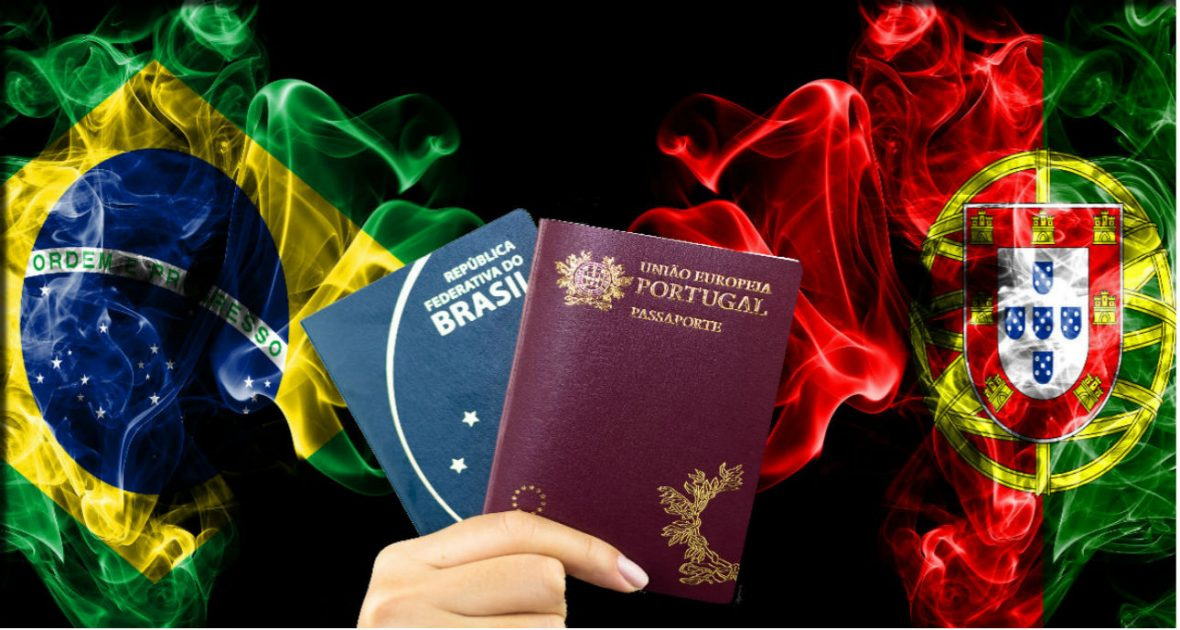 Obtenção de nacionalidade portuguesa